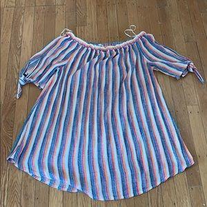 Lightly used fun summer dress!